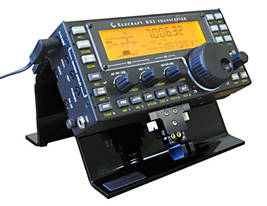 Signal To Noise Kq2rp Desk Stand For Elecraft Kx3