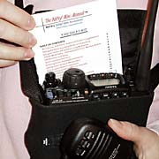 Nifty Yaesu FT-817ND operating guide