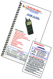 Nifty Icom IC-R20 scanner operating guide